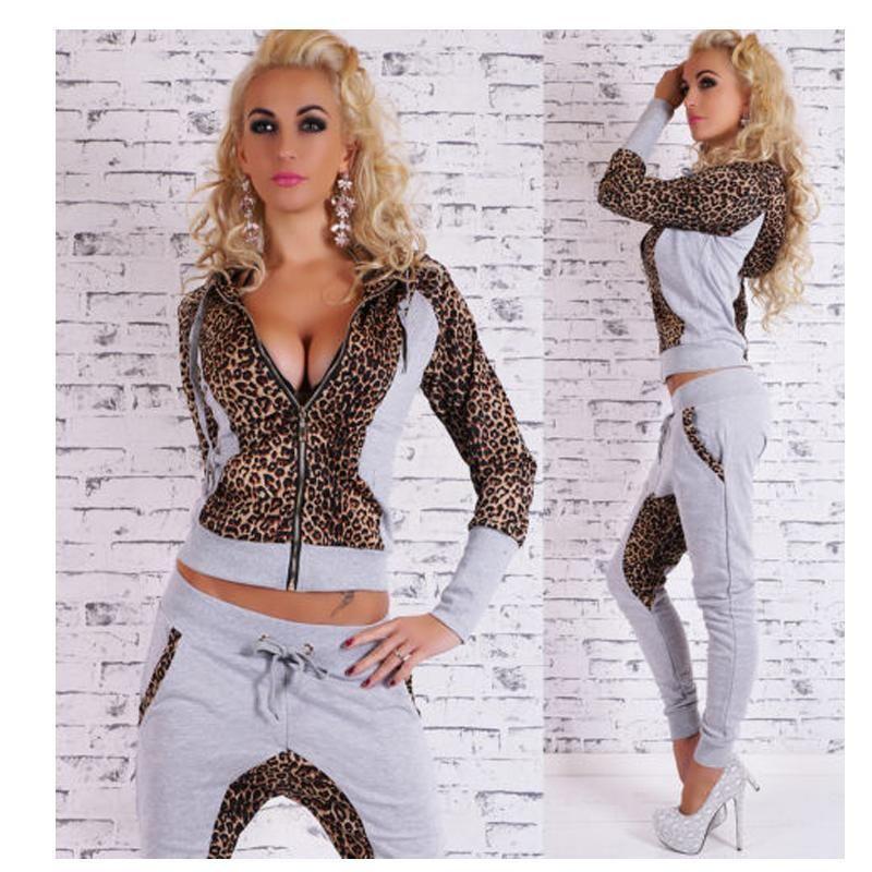 ¿Y Chandal de Leopardo?