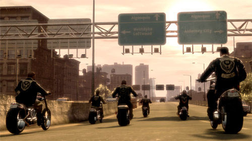 Johnny Klebitz roba unos diamantes en Gta IV: The Lost and the Damned ¿A Quién?