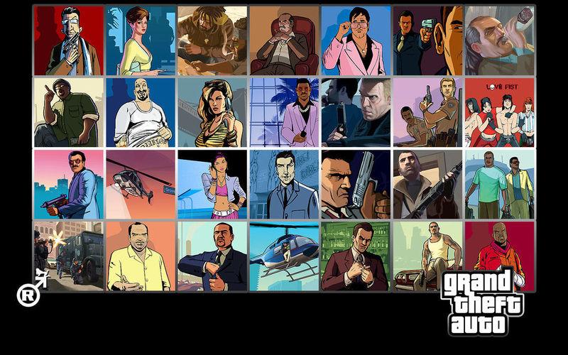 Y por último ¿Quién es el personaje con mas apariciones en la saga ?