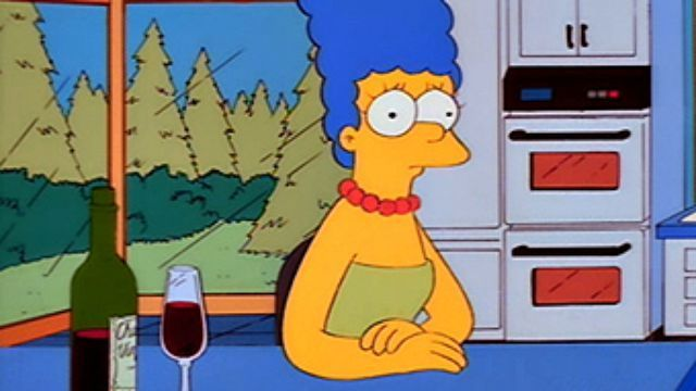 Y Marge (Los Simpson) podría estar en...