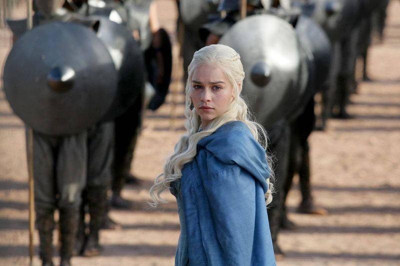¿Y Daenerys Targaryen (Juego de tronos)?