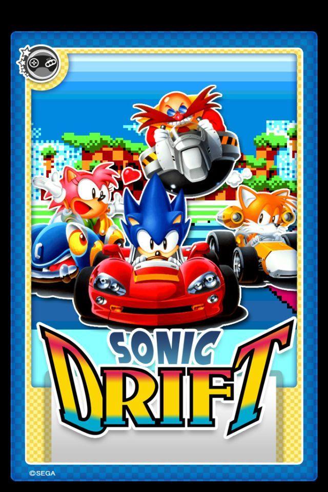 Sonic Drift (1994)