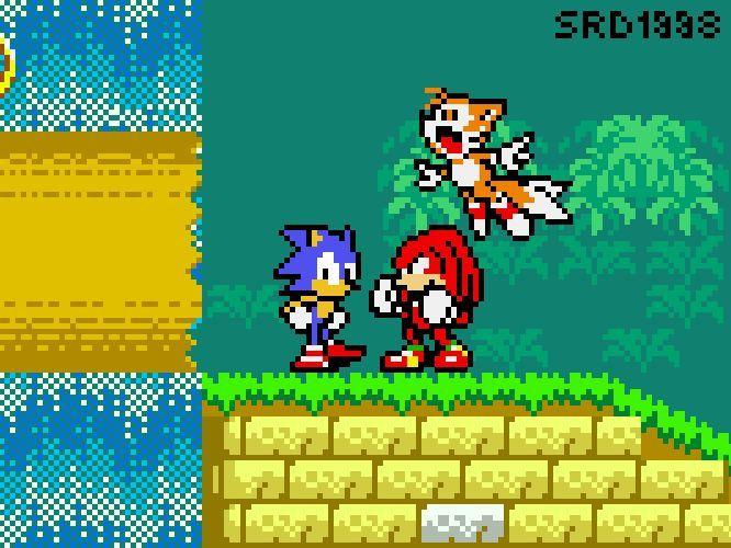 Sonic Pocket Adventure (1999)