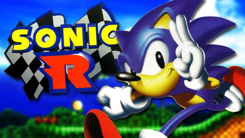 Sonic R (1997)