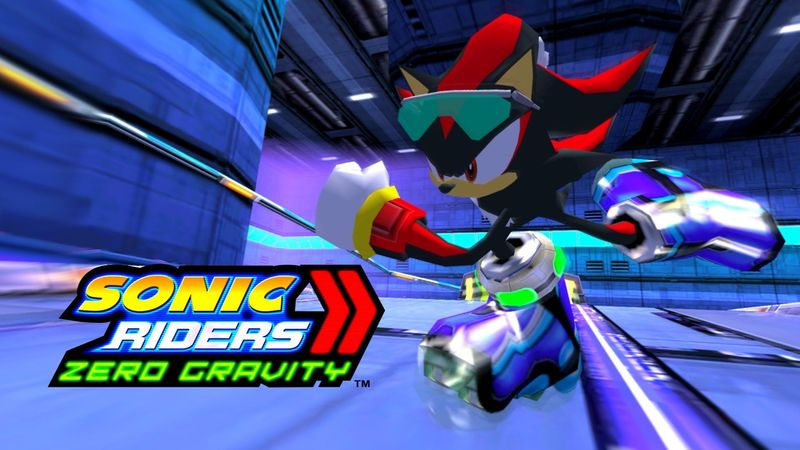 Sonic Riders: Zero Gravity (2008)