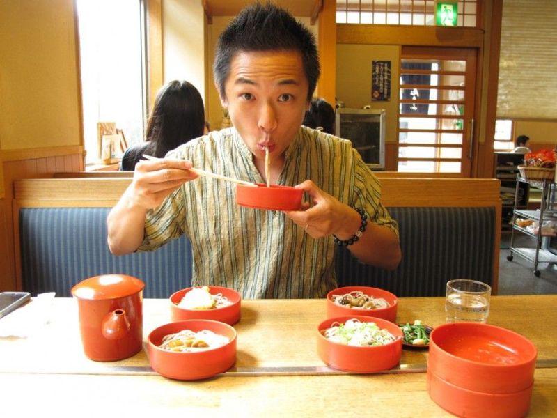 ¿Cuánto te gusta la comida japonesa?
