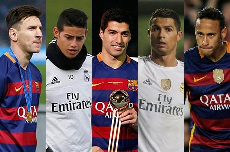 25282 - ¿Sabes el segundo nombre de estos futbolistas?