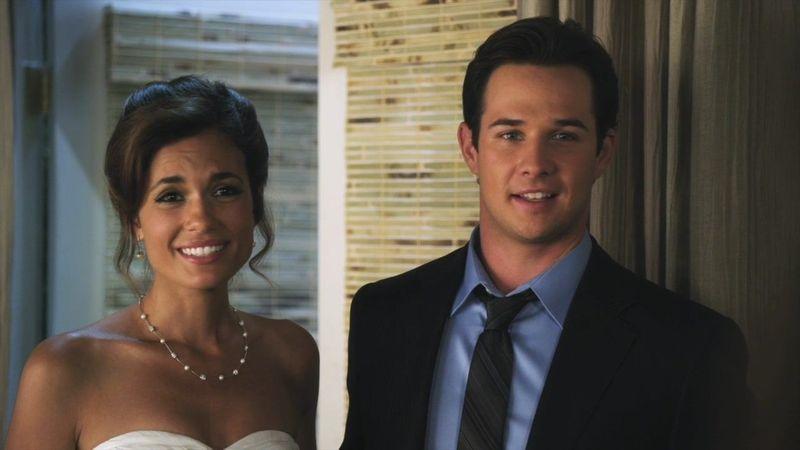 ¿Cómo iba a llamarse la hija de Melissa e Ian?