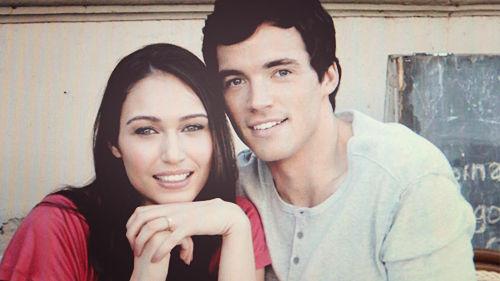 ¿Cómo se llamaba la prometida de Ezra?