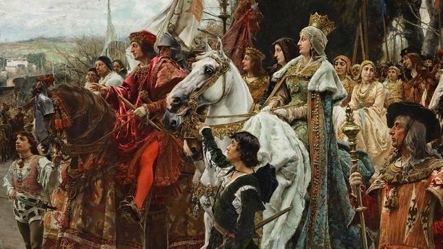 Los Reyes Católicos: