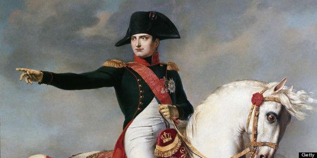 Napoleón Bonaparte: