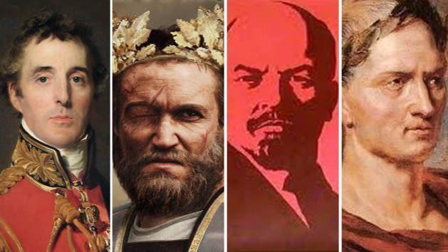 25421 - ¿Qué opinión tienes sobre estos gobernantes históricos?