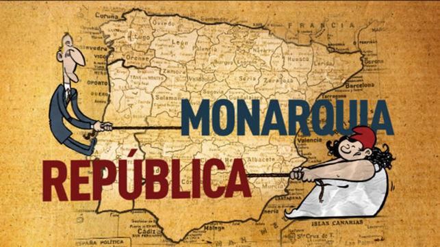 Primero: ¿República o Monarquía?