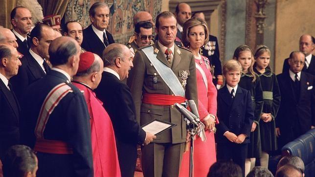 ¿Y sobre el reinado de Juan Carlos I (1975-2014)?