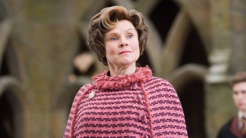 Voldemort vive, pero Umbridge muere