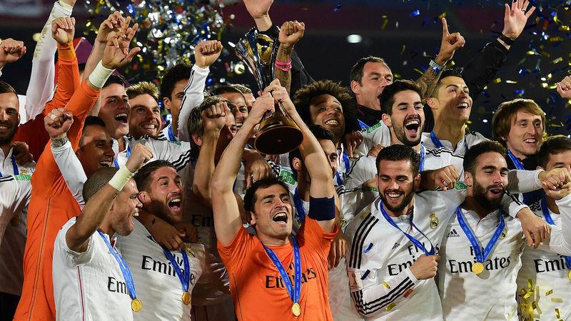 ¿Cuáles fueron los rivales y los resultados del Real Madrid en la Copa Mundial de clubes?