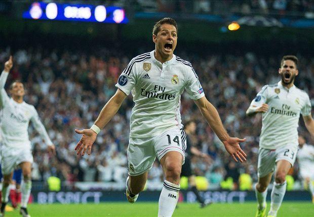 Chicharito se vistió de héroe en los cuartos de la Champions League. ¿A que rival? ¿Cómo terminó la eliminatoria?