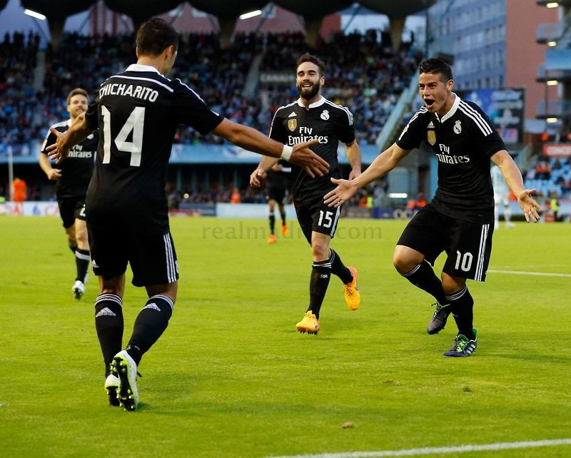 Para completar una gran semana, Chicharito volvió a ser decisivo ¿Cuántos goles marcó y a qué rival?