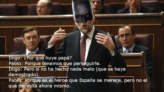 ¿ Quién es el héroe que puede salvar a España?