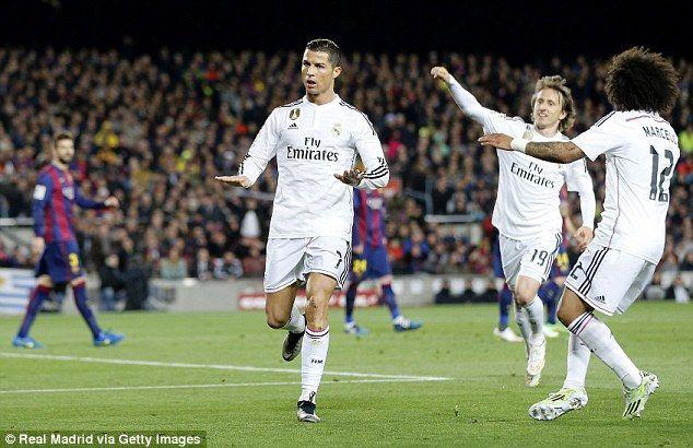 ¿Qué polémica jugada evitó al Madrid sumar un gol en el primer clásico de 2015? ¿Quién fue el principal afectado?