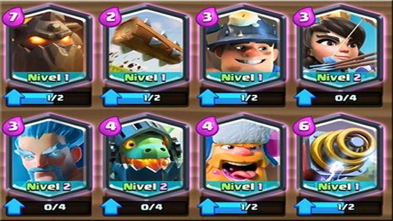 ¿Cuántas legendárias tienes?