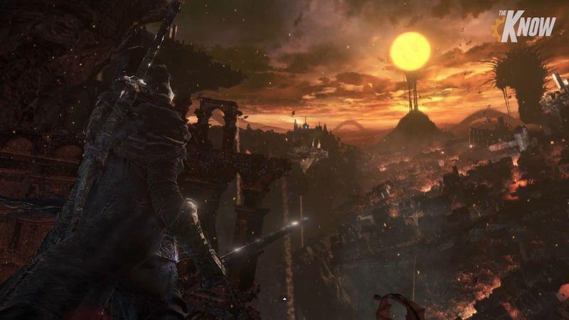 Prosigamos. ¿Por cuántos lugares de los anteriores Dark Souls pasa tu Latente?