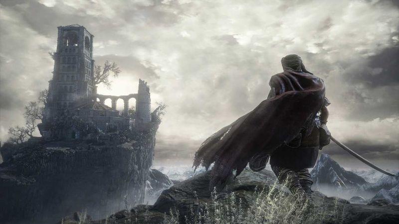 ¿Cuál de estos personajes que aparecía en el Santuario del Fuego en DS 1 vuelve a este lugar en DS 3?