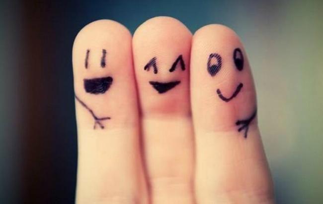 ¿Cuántos amigos tienes?
