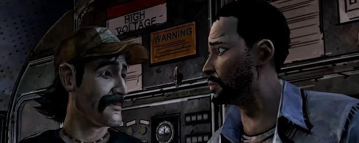 ¿De qué se enteran Lee y Kenny momentos antes de llegar a Savannah?