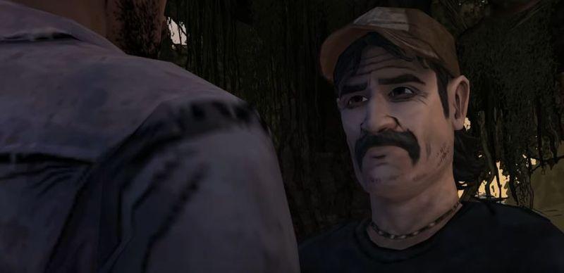 ¿Cuál es la motivación que tiene Kenny para acompañar o no a Lee tras la desaparición de Clementine?