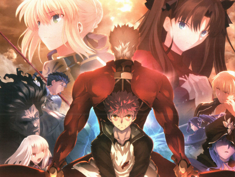 25570 - Fate/Stay Night ¿Conoces a los personajes?