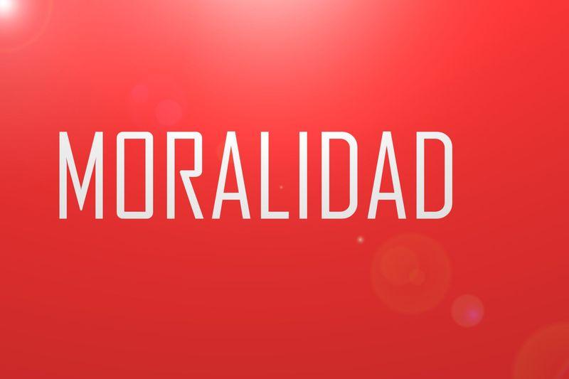 25578 - MORALIDAD Parte 1