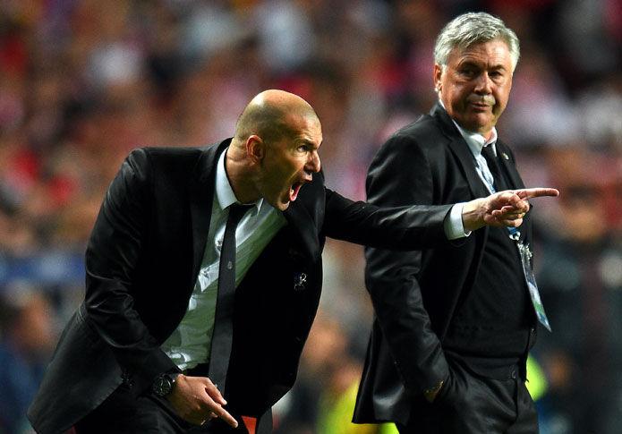 Por último, el entrenador