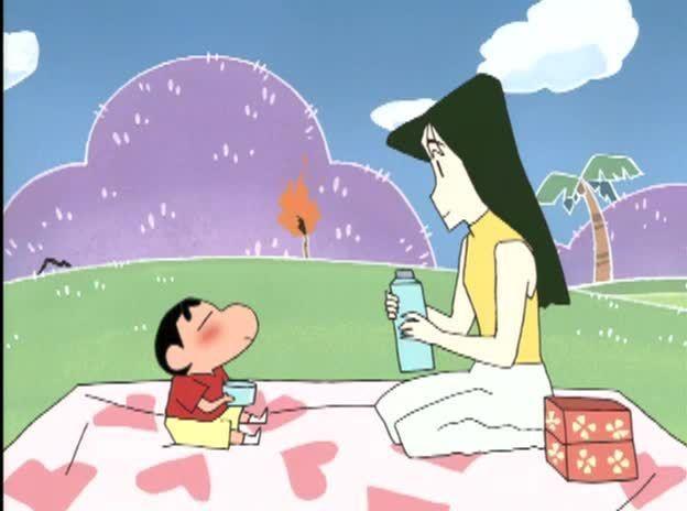 Shinchan mitsi naken consider