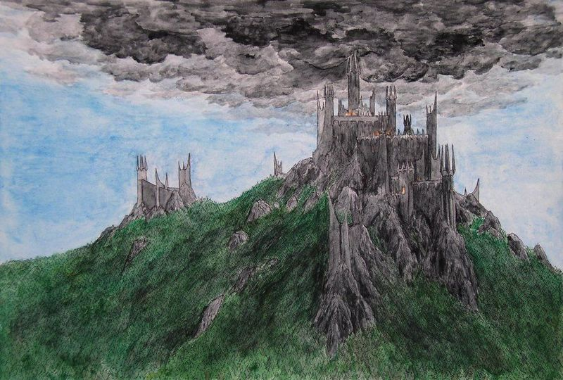 ¿ Se cuenta en el libro lo que hizo Gandalf en Dol Guldur?
