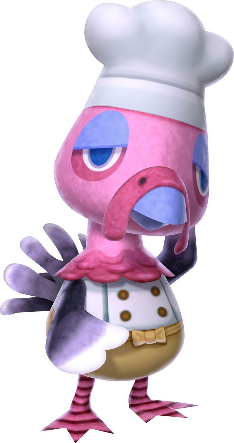 ¿Cómo se llama el personaje especial del día del pavo?