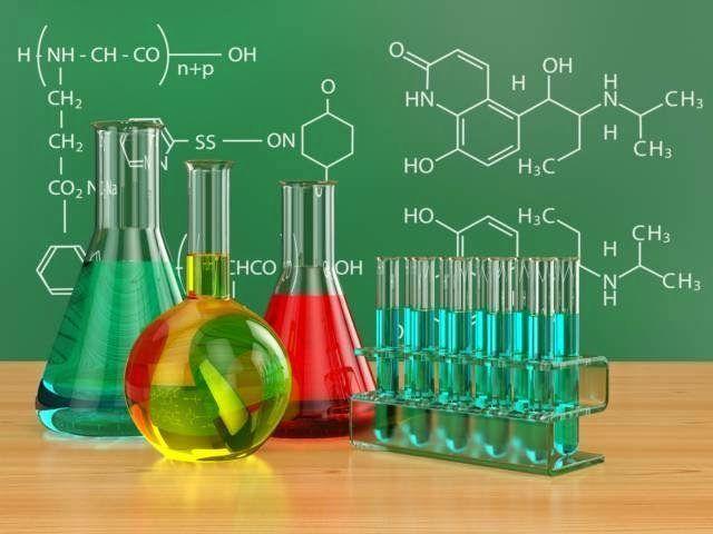 25612 - ¿Cuánto sabes de química? (Fácil)