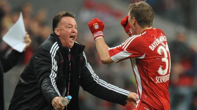 ¿Desde qué temporada hasta qué temporada fue entrenador del Bayern de Múnich?