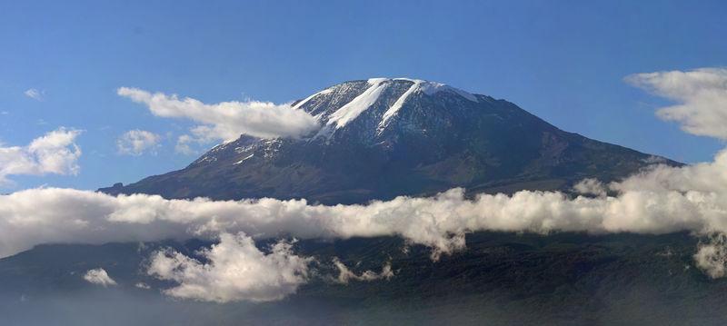Cumbres del Kilimanjaro
