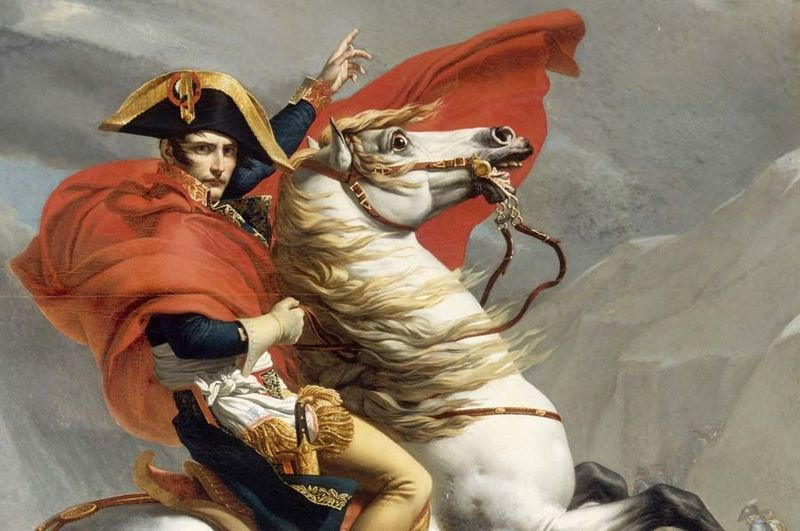Comenzamos con una fácil, ¿en cuál de estas batallas fue Napoleón Bonaparte vencido?