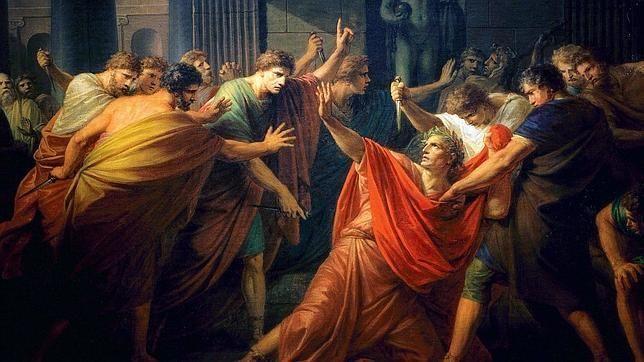 ¿En cuál de estas batallas fue Julio César vencido?