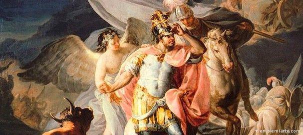 ¿En cuál de estas batallas fue Aníbal Barca vencido?
