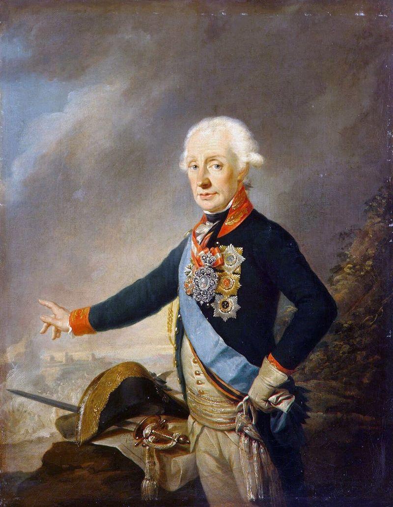 ¿En cuál de estas batallas fue Aleksandr Suvórov vencido?