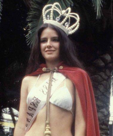 De 1975 a 1979: ¿En qué año fue Miss España María Dolores Forner Toro?