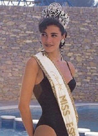 De 1990 a 1994: ¿En qué año fue Miss España Eugenia Santana?