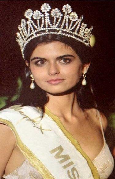 De 1995 a 1999: ¿En qué año fue Miss España María Reyes Vázquez?