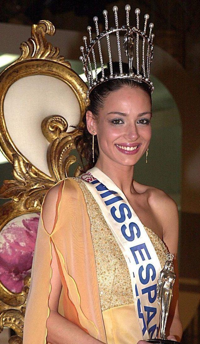 De 2000 a 2004: ¿En qué año fue Miss España Eva María González Fernández?