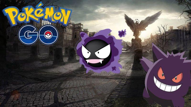 Primera Pregunta : Tipo fantasma, ¿ Cual de estos pokemon NO es un fantasma?