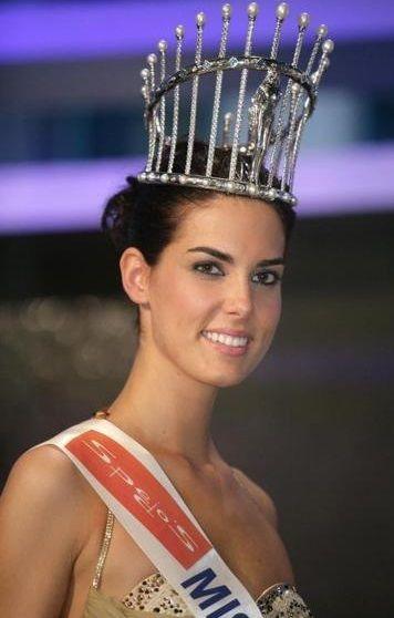 De 2005 a 2009: ¿En qué año fue Miss España Natalia Zabala Arroyo?