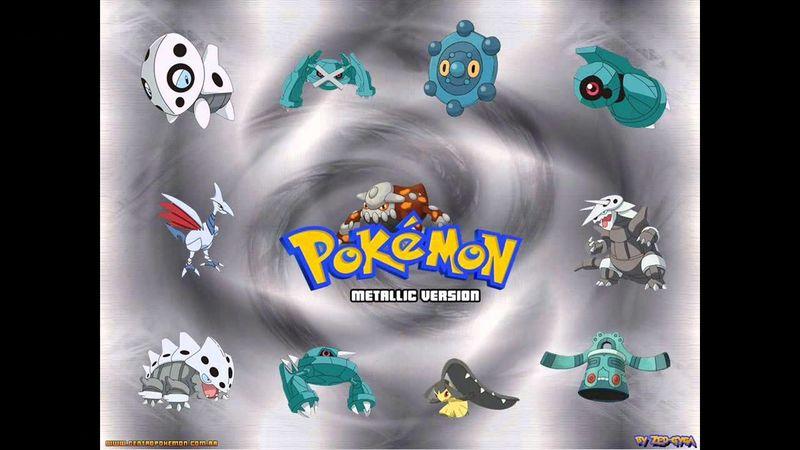 Pregunta 3 , Tipo acero : ¿Cual de estos pokemon es menos peligroso para un tipo acero?